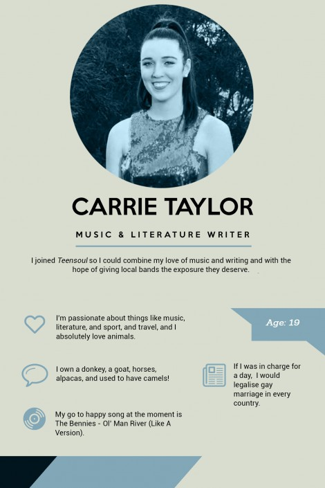 Carrie presentation