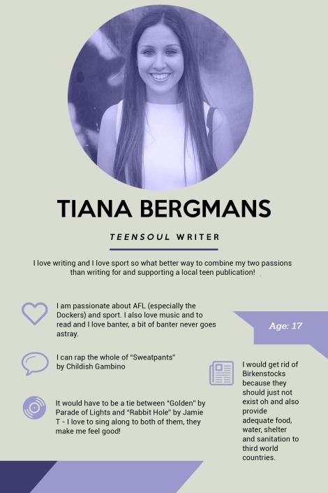 Tiana Presentation