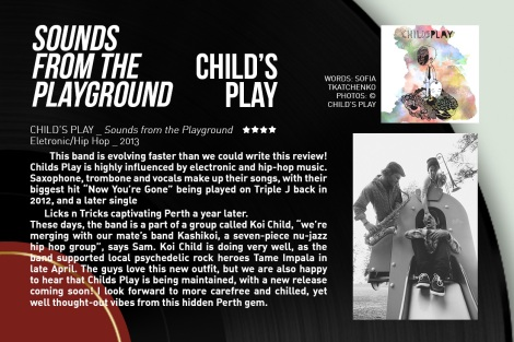 Childs play review