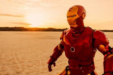 5. Iron Man