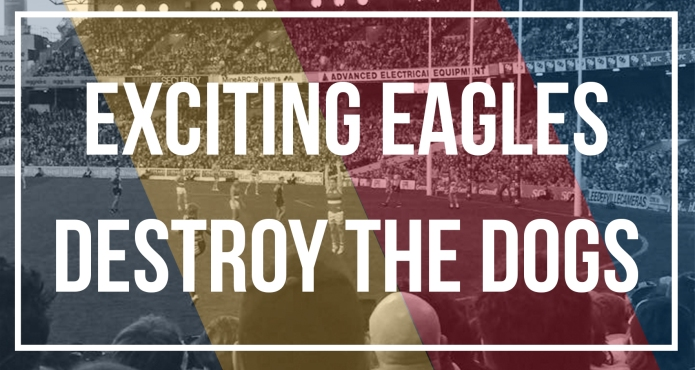 Dogs vs Eagles