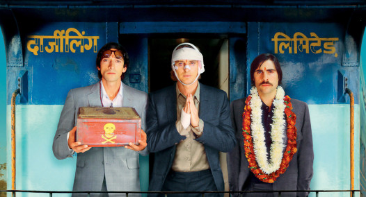 The Darjeeling Limited, sourced from Critics Roundup
